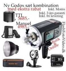 Godox Witstro AD600 Kit