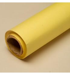 Hintergrund Papier - Farbe: 007 Pastel Gelb - 2,72 x 11m und 155 gr. pro qm.