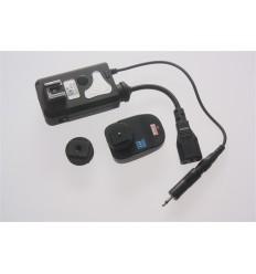Wireless flashtrigger Dison (8-Kanal) Sender + Empfänger (auslösen können beide Blitzgeräte und flashlamper zur gleichen Zeit)