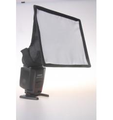 Strobist softbox 15x20cm - Faltbar