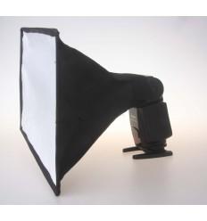 Strobist softbox 20x30cm - Faltbar