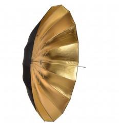 Sonnenschirm 180cm-Gold-Top-Qualität