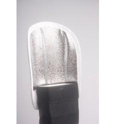 Strobist Reflektor 14x17cm - Silber & Weiß