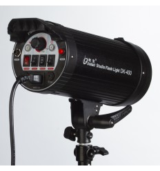 OUBAO ST400 - 400watt Digital-Flashlampe