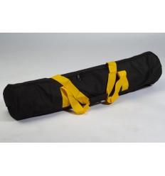 Stativ taske m. gul håndtag