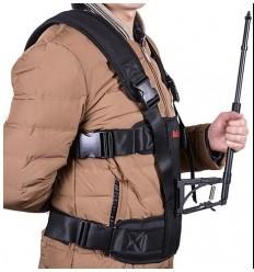 Wondlan MAILIV camera/lampe vest support