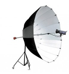 Werbung Regenschirm 180ø 8