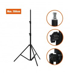 Godox 260T-Beleuchtung stand-280 cm