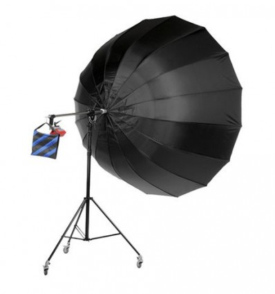 Werbung Regenschirm 180ø 9