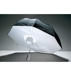 Godox 84cm Regenschirm Softbox schwarz/weiß