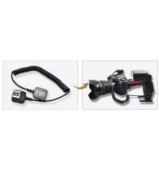 PIXEL Blitzgerät Off-Kamera TTL-Cord-10m-1 CANON