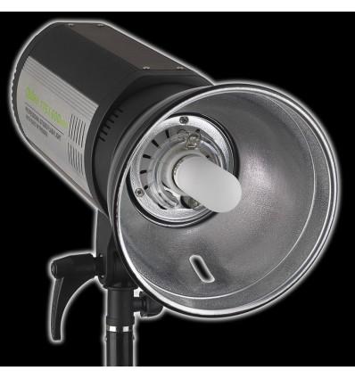 TTS II300 - 300watt Digital-Flashlampe - Leitzahl 58 - LED-Anzeige - Built-in-Auslöser / Fernbedienung 0