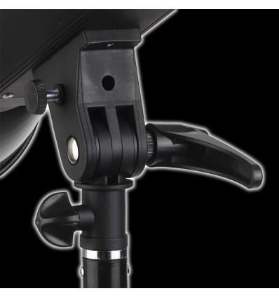 TTS II300 - 300watt Digital-Flashlampe - Leitzahl 58 - LED-Anzeige - Built-in trigger - / remote control mode 1