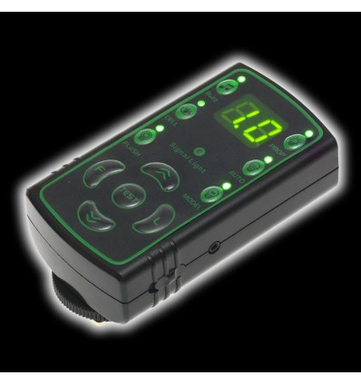TTS II300 - 300watt Digital-Flashlampe - Leitzahl 58 - LED-Anzeige - Built-in trigger - / remote-control-Modus 2