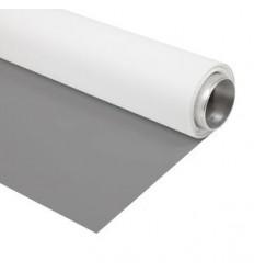 Menik Vinyl Grey/White - 2.7 x 6m - 600gr. kvm
