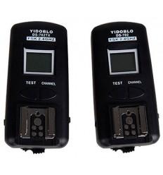 Yidoblo DS-702 2.4 G AC High-Speed-Auslöser - Für Nikon