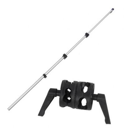 Visico Reflektor Meinem Arm. 10cm - Max. 177cm 0