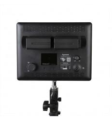 Aputure Amaran 528 - Video LED Lampe CRI95 + AC / DC, 220volt, Ladegerät, Ladegerät + 2 Stück 6600mah Sony-Batterien