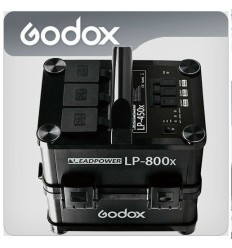 Godox LP-800 Power Station - Hybrid-Batterie