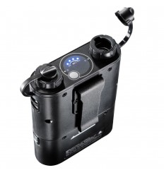 Godox PB960 - Powerblock Propax Akku - Schwarz-m. Ladegerät und inkl 1 powerkabel