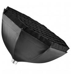 Godox Witstro Softbox Kit - 48cm Octagonbox m. raster & diff. & Teller Blatt