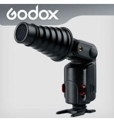 Godox Witstro Snoot Kit m. grid 3