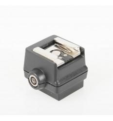 """BLITZSCHUH-ADAPTER SC5 - Von Sony-Kamera Zu """"Normalen"""" Blitzschuh 1"""