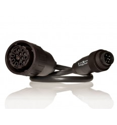 "Elinchrom Quadra-Ranger S/A Head Adapt. Cable """"ca. 1-2 hverdages leveringstid"""" 0"