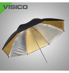 Walimex Gold/Silber-Umbrella 109cm