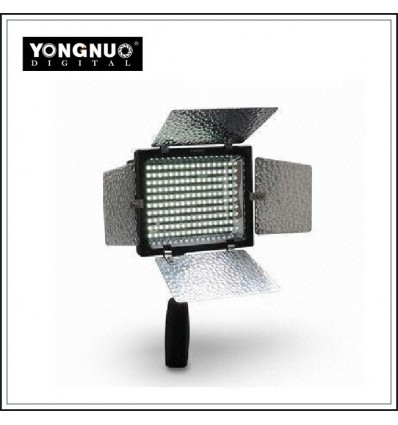 YongNuo LED160 m Barndoor und 4 diffusese an das color control (AAA-Batterien) 0