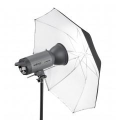 BOLING Regenschirm mit weißen Beschichtung 109 cm 0