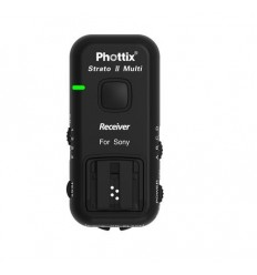 Phottix Strato II Multi 2,4-GHz-Trigger-5i1-Receiver Sony 0