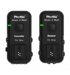 Phottix Strato II Multi 2,4-GHz-Trigger-set 5i1 Sony 0