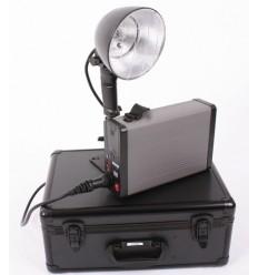 Aputure EX-600 Flash-Lampe m. BatteriPack 0