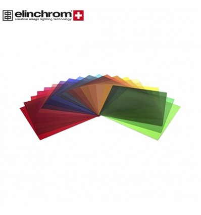 Elinchrom 20 Farbfilter 21 cm 0