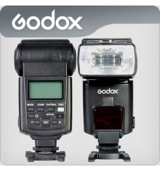 GODOX TT680 kameraflash E-TTL II Canon - Ledetal 58 0