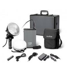 Godox Energizer Monolite 400watt tragbare Batterie studiokit 0