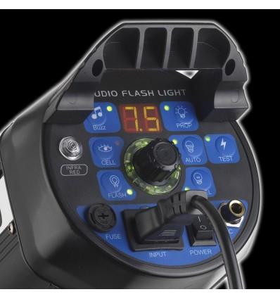OUBAO DK300 - 300watt Digital-Flashlampe - Leitzahl 58 1