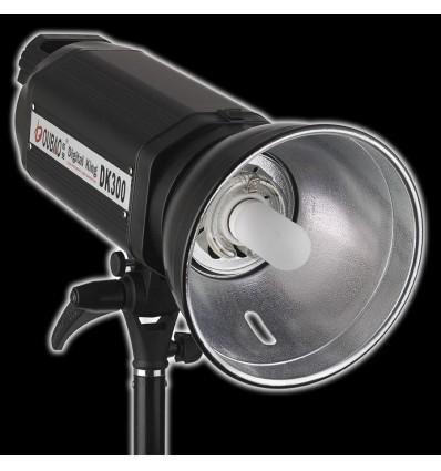 OUBAO DK300 - 300watt Digital-Flashlampe - Leitzahl 58 2