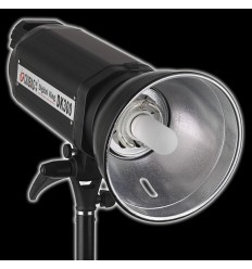 OUBAO DK400 - 400watt Digital-Flashlampe - Leitzahl 64