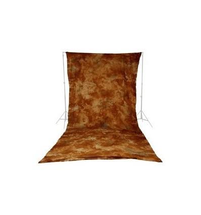 Walimex stofbaggrund 2,8x5,8m sand 1