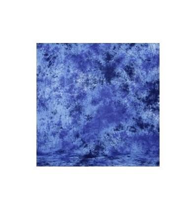 Walimex stofbaggrund 2,8x5,8m dunkelblau 1
