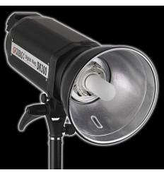 OUBAO DK800 - 800watt-Digital-Flashlampe - Leitzahl 86