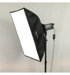 Softbox 60 x 60 cm - Dison S-type
