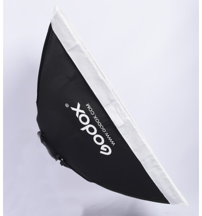 Godox Softbox 60 x 60 cm (inkl. kleine universal speedring-adapter) 1