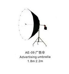 Werbung Regenschirm 180ø 1