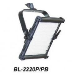 Boling LED Slim-line-Videolampe BL-2220 BP. 3200-5500 Kelvin