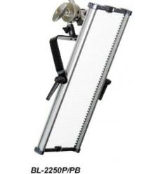 Boling LED Slim-line-Videolampe BL-2250 BP. 3200-5500 Kelvin