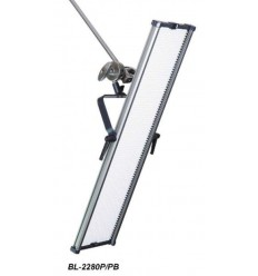 Boling LED Slim-line-Videolampe BL-2280PB. 3200-5500 Kelvin