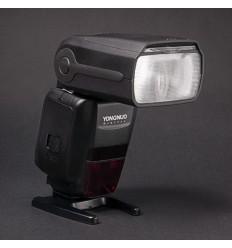Yongnuo YN600EX-RT II unterstützt Canon RT-System, HSS-0